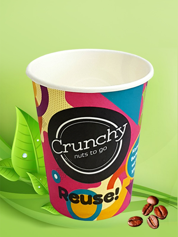 Single Wall Paper Cup 9 oz (270 ml)