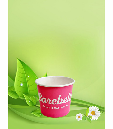Single Wall Paper Cup 4 oz (100 ml)