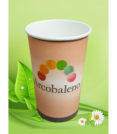 Single Wall Paper Cup 16 oz (400 ml)